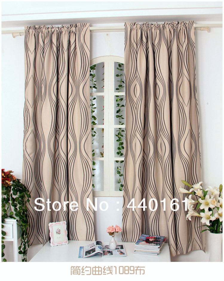 On sale good quality level 1 blackout classic stripe for Home decor items on sale