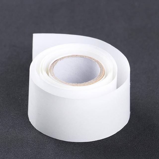 3*100cm Adhesive Silk Nail Protector Wrap Fiberglass Reinforce Tools White UV Gel Acrylic Nail Art Tool