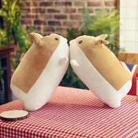 Cartoon Lovely Corgi Plush Toy Stuffed Animal Dog Soft Plush Doll Best Gift For Children Birthday