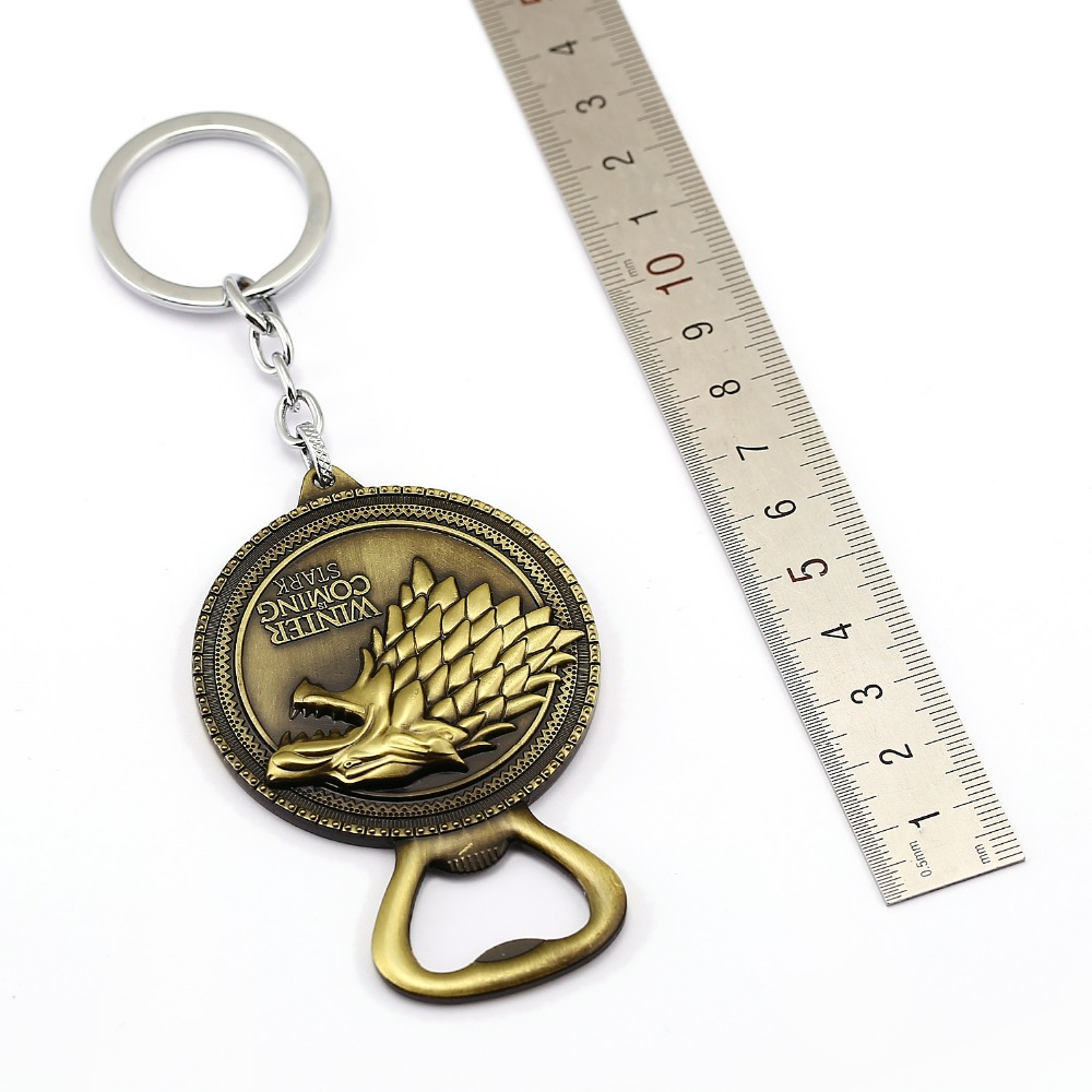 game of thrones keychain bottle opener. Black Bedroom Furniture Sets. Home Design Ideas