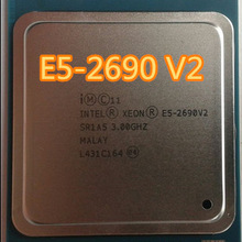 Xeon CPU Intel E5-2690V2 Processor 25mb-Socket 10-Core SR1A5