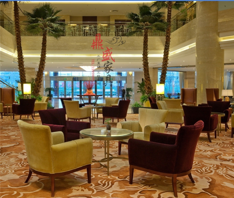 Luxury Hotel Lobby Bar Lounge Sofa And Chairs The S Department Reception Area With A To Discuss Of