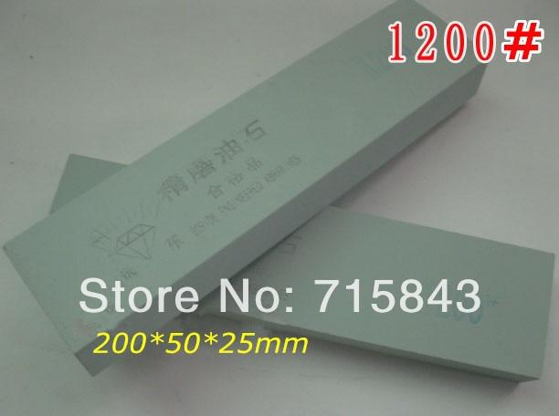 Natural sharpener whetstone Green Carbon Whetstone 1200 Grift font b Knife b font Razor Sharpener Stone