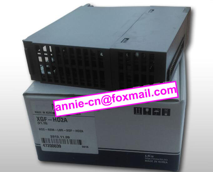 100% New and original  XGF-HD2A   LS(LG)  Special module,High-speed counter module