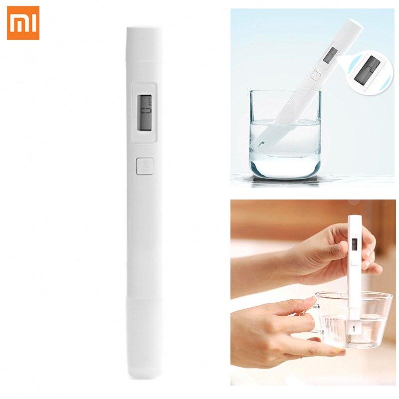 2018 D'origine Xiaomi Qualité de L'eau TDS Testeur Stylo Outil de Mesure de L'eau Numérique Pureté D'eau-qualité Testeur