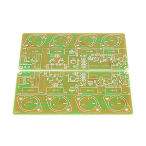 Image 4 - SUQIYA Free shipping A pair of HOOD JLH2003 gold sealed tube power amplifier PCB