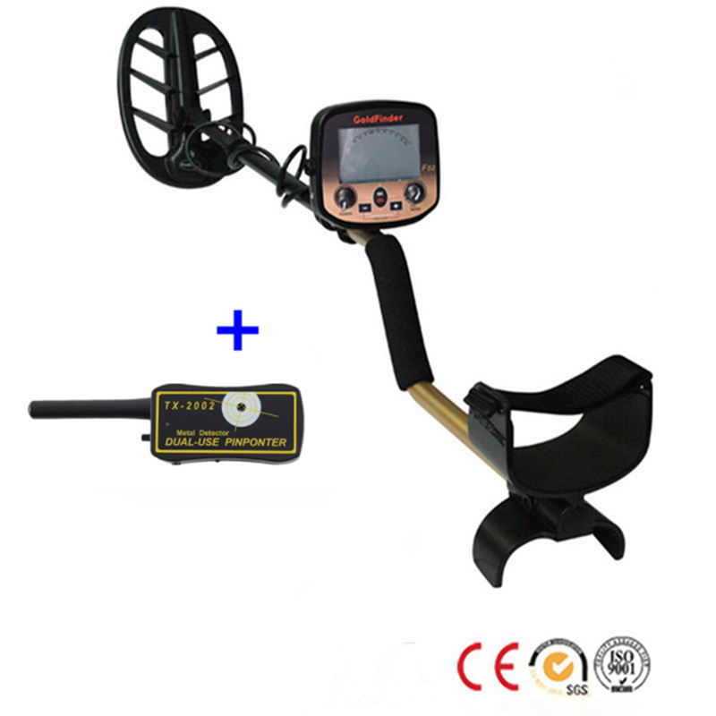 New Arrival professional underground metal detector gold detector treasure finder metal detector gold digger treasure hunter