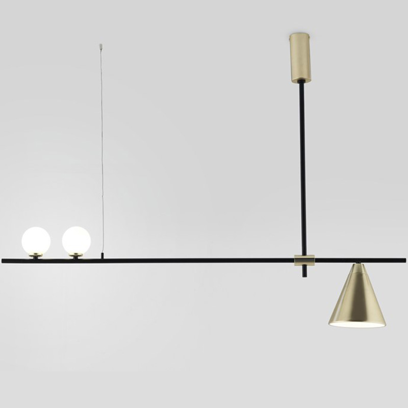 Modern Pendant Light Nordic Dining Room Table Kitchen Light Designer Hanging Lamps Avize Lustre Lighting black