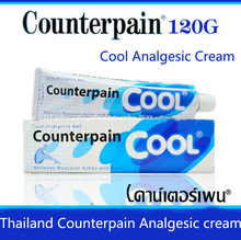 120G ZB Thailand Counterpain Cool Analgesic Cream Massage Joint Pain Arthritis Pain Relief Serious Balm Relieve Muscular Aches