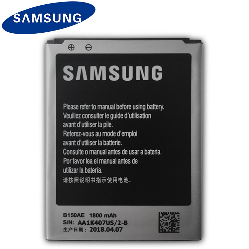 Samsung Phone-Battery G350 I8260 B150AC GALAXY Original For Trend3/G3502/G3508/..