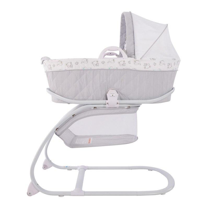 Exportation nouveau-né berceaux Portable pliant nouveau-né berceau multi-fonction bébé lit multifonction jeu berceaux