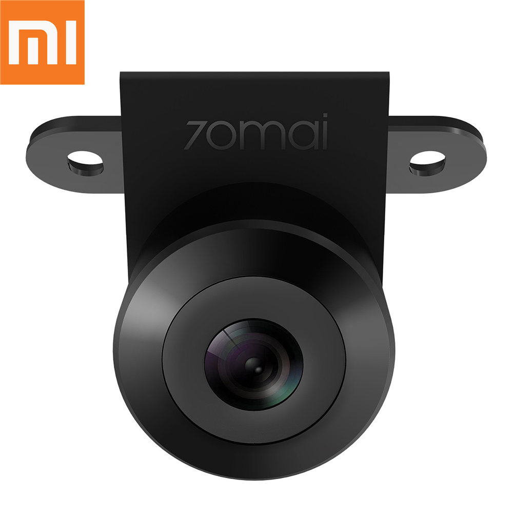 Original Xiaomi 70mai Smart Reversing Rear Camera 720P HD Night Vision IPX7 Waterproof Double Recording 138 Degrees Wide Angle image