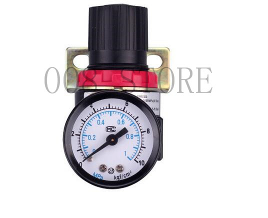 Free shipping Pneumatic parts New Air Control Compressor Relief Regulating pressure regulating valve AR2000 9 25 9mm dia air compressor safety pressure relief valve new