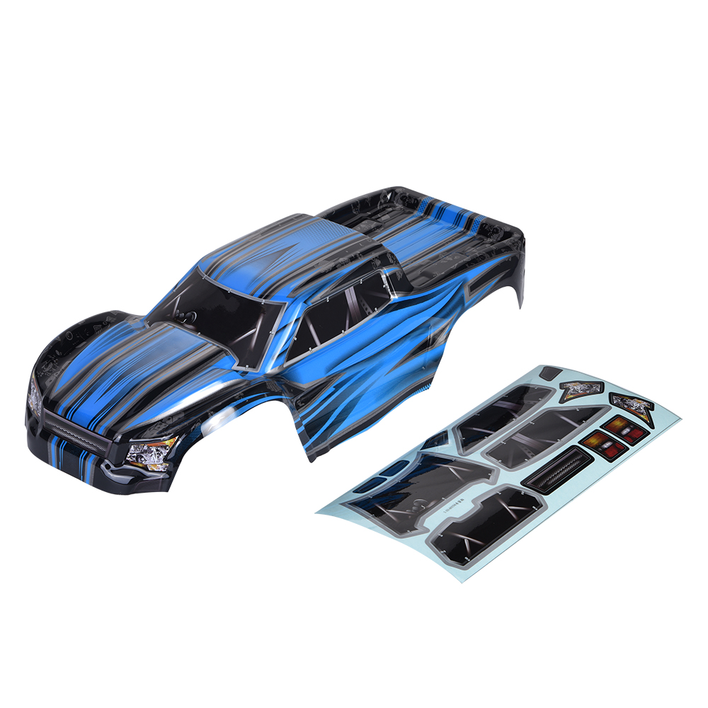 HSP Rc Body Shell Original Parts For Redcat Exceed 1/10 Scale 4WD Off Road Monster Truck Rc Car Bodies Shell 43.5*15cm hsp 02024 differential diff gear complete 38t for 1 10 rc model car spare parts fit buggy monster
