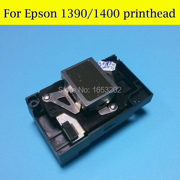 F173050 Print Head For EPSON 1390 1400 printerhead R1410 R1430 printer head R260 R270 FOR EPSON stp411f 256 printerhead for seiko low price thermal printerhead printer accessories print head printing part printer mechanism