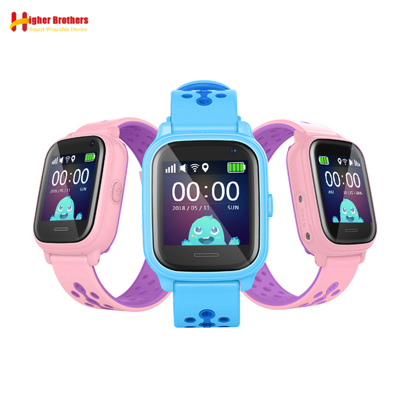 IP67 Waterproof Smart GPS WIFI Tracker Locator Kids Baby SOS Call Remote Monitor Camera Alarm Sim Smartwatch Watch WristwatchIP67 Waterproof Smart GPS WIFI Tracker Locator Kids Baby SOS Call Remote Monitor Camera Alarm Sim Smartwatch Watch Wristwatch