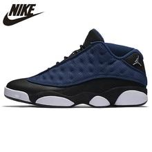 outlet store 179b8 123a6 Nike Air Jordan 13 GS Hải Quân Người Đàn Ông cho Giày Bóng Rổ, Người Đàn Ông  cho Sneakers, Giày Thoáng Khí 310810 407