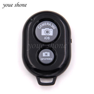 1pcs Bluetooth Remote Control Button Wireless Controller Self-Timer Camera Stick Shutter Release Phone Monopod Selfie for ios