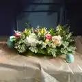 INDIGO exclusivo centro de mesa de venta ramo de evento Set de arreglo de flores ramo de flores artificiales fiesta envío gratis