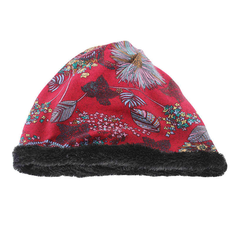 1 шт. шапка настоящие повседневные шапочки для женщин теплые вязаные зимние шапки модные хип-хоп конский хвост шапочка плюс бархат утолщаются Хеджирование шапка