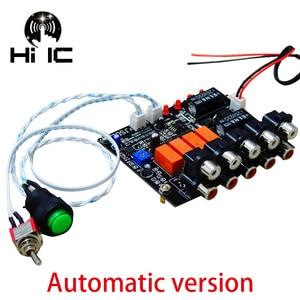 Image 3 - 4อินพุต1เอาต์พุตLossless Audio SourceสัญญาณSwitcherตัวเลือกสวิทช์บอร์ดกล่องHiFi Audio Splitter
