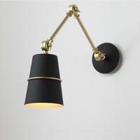 Adjustable Led Wall Light E14 Modern Bedroom Headboard Lamp Living Dining Room Desk Hotel Decor Luminaria