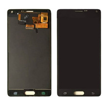 Отрегулировать Яркость для samsung Galaxy Note 4 Note4 N910 N910A N910F ЖК-дисплей Дисплей с Сенсорный экран планшета Бесплатная доставка