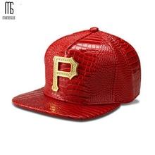 fashion trend chapeau letter P hip hop hat men female drake jordan bone cap peace caps free size PU poland