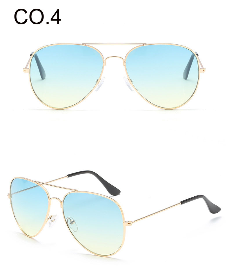 Gradient Tinted Glasses Oculos 13
