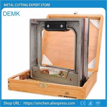Machine tool, strumento di Livello 200mm, bolla di livello per la manutenzione della macchina, macchina di regolazione, tavolo di correzione, precisione 0.02mm