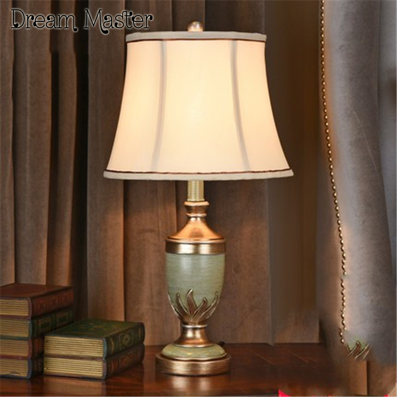 American bedroom bedside lamp lamp European style living room study creative retro Village Art Wedding lamp Postage free european style retro glass chandelier north village industrial study the living room bedroom living rough bar lamp loft