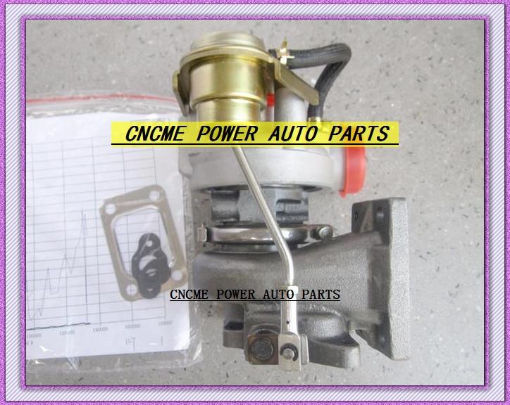 TURBO TD04-12T 49177-03140 49177-03160 Turbocharger For Mitsubishi Pajero L200 Bobcat S250 Skid Steer Loader Kubota V3300-T 3.3L (2)