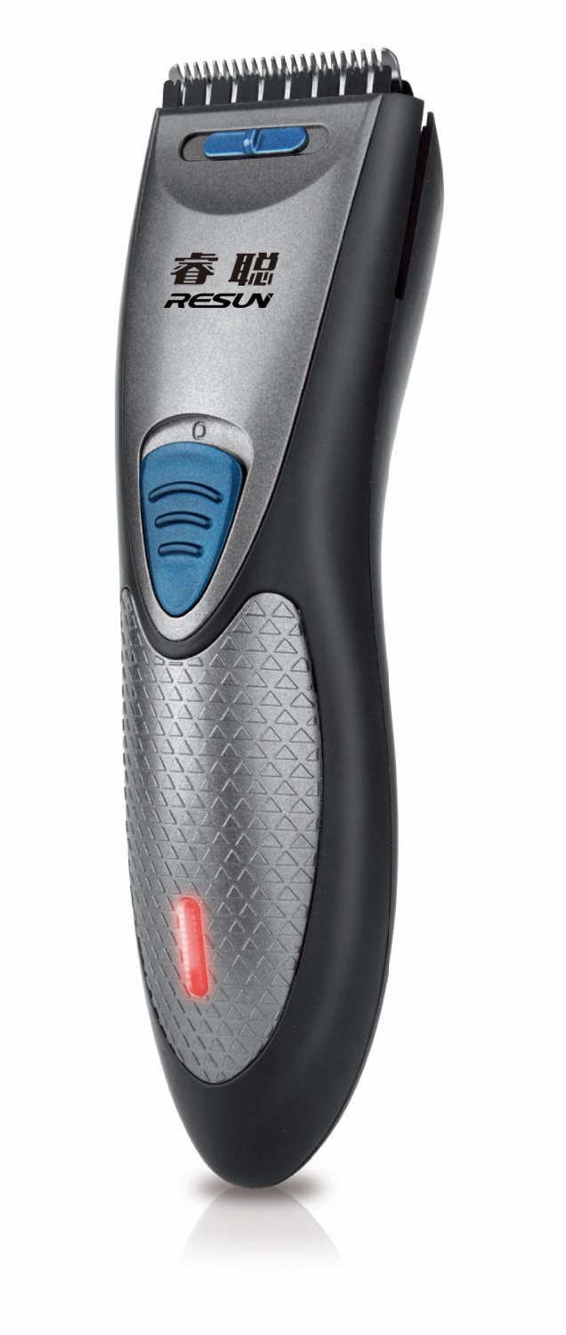 ФОТО RESUN RCM-805 Global universal voltage 100-240V Rechargeable hair clipper hair Trimmer  Cord&cordless operation  Free Shipping