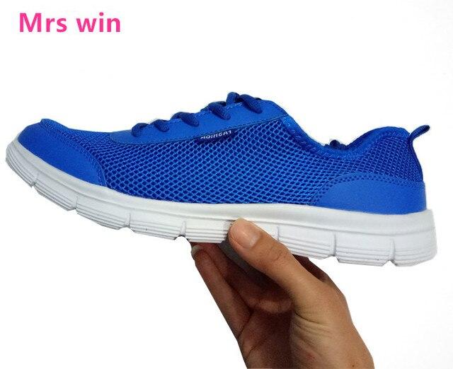Femmes Chaussures de Sports Jogging Gym Maille ... fHpvOu