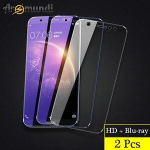 Image 1 - Anxm para huawei nova 2 plus vidro temperado completo para huawei nova 2 2i protetor de tela para huawei nova2 película de vidro protetor de proteção