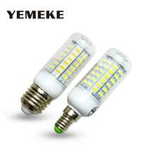 Bombillas LED Light bulb Spot light 36 48 56 69 leds SMD 5730 Bulb E27 E14 led Spotlight AC220V for home Lampada lamp