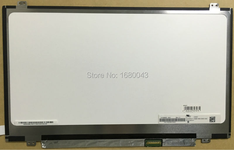 N140BGE-EA3 fit N140BGE-EA2 N140BGE-EB2 N140BGE-E33 -E43 EB3 LP140WH2 TPS1 T1 TH SH eDP 30 Pin LCD LED Display SCREE