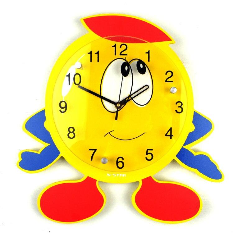Relojes imagenes animadas - Hacer reloj de pared con fotos ...