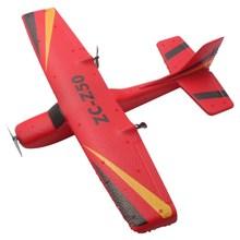 Z50 2.4G 2CH 340mm Wingspan EPP RC Glider Airplane RTF, Red