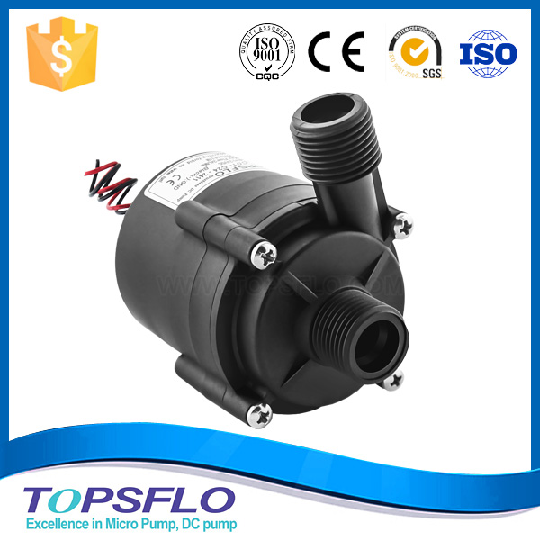 TOPSFLO 20LPM 8m 12V micro pump TL C01 C12 2008 water pump for Swimming Pool