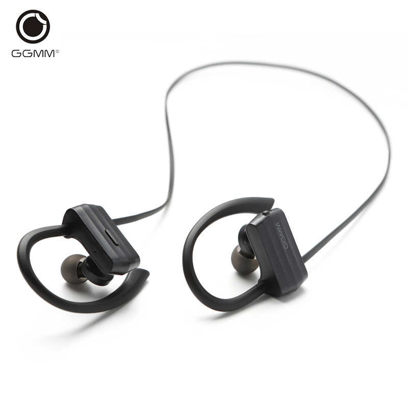 ФОТО GGMM W600 Wireless Headphone Bluetooth Earphones Fone de ouvido for Phone Neckband Ecouteur Auriculares Bluetooth 4.1 Hands Free
