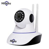 Hiseeu HD 720P Wireless IP Camera Wifi Night Vision wi fi Camera High Quality IP Network Camera CCTV WIFI P2P Security Camera