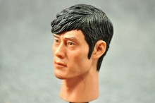 Asian Korean Ninja 1/6 Male Head Sculpts Lee Byung Hun Head Carving Model Toys F 12″ Action Figure Body Gifts Collections