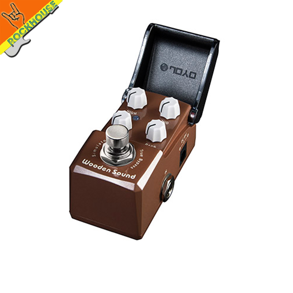 JOYO JF-323 IRONMAN Acoustic Guitar Simulator Pedal Acoustic Simulator Guitarra Effects Pedal Stompbox True Bypass Free Shipping ac 110v 220v to dc12v 15a 180w voltage transformer switch power supply for led strip