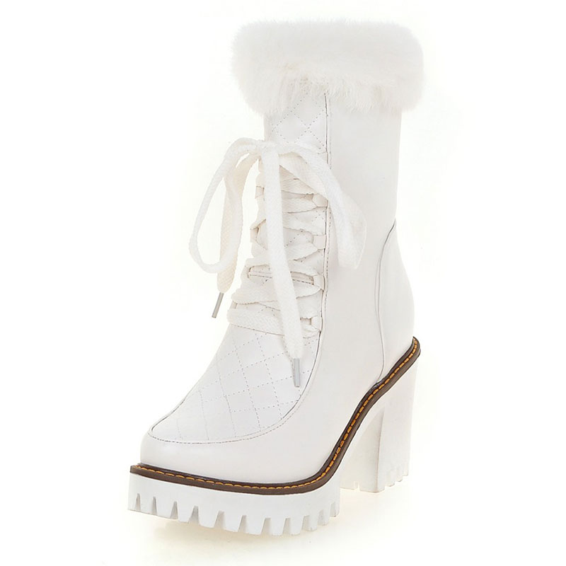 Online Get Cheap Women White Boots -Aliexpress.com | Alibaba Group