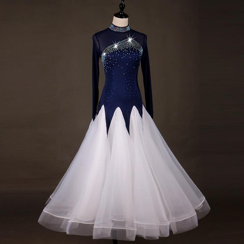 ballroom dance competition dresses standard ballroom dress Waltz dress Dress for the waltz the ballroom