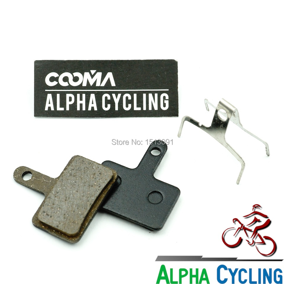 US $0 98 |MTB Disc Brake pads for SHIMANO Deore, Alivio, ACERA Brake, 1  Pair/ORD, Model JP-in Bicycle Brake from Sports & Entertainment on