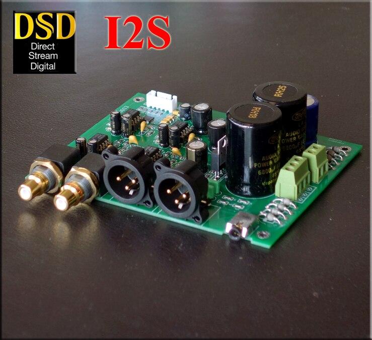 HOT SALE] AK4495SEQ DAC Board I2S 32bit 384khz Audio