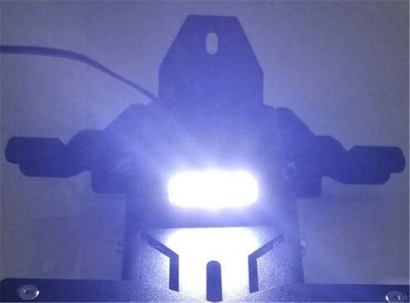 Xmax держатель номерного знака мотоцикла для yamaha xmax 300 250 xmax300 ХВОСТ Tidy Fender Eliminator регистрации для yamaha