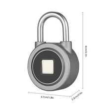 Smart Keyless Anti-Theft Padlock